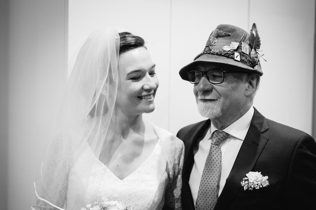 Sposa e Papà - Reportage Nozze Milano