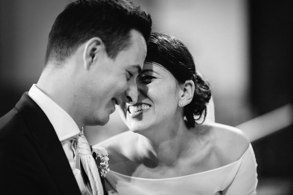 Sposi che Sorridono - Foto di Reportage