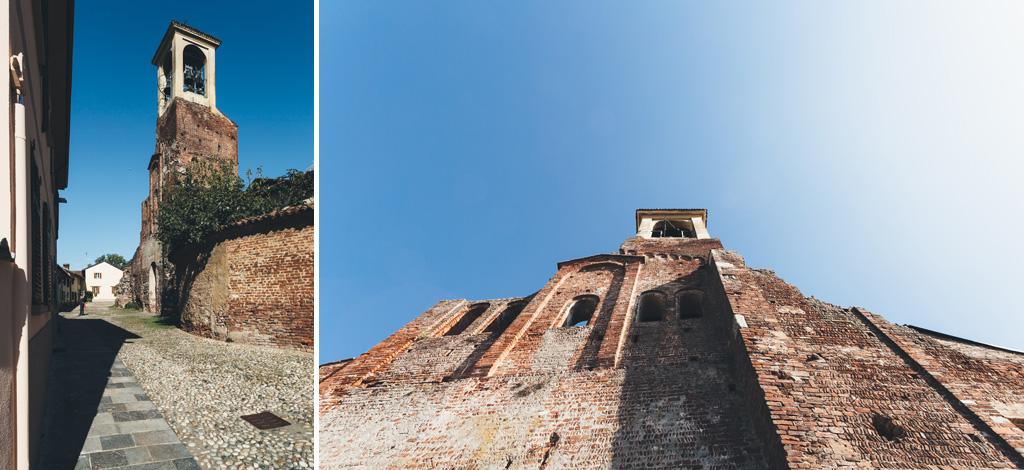 Alcuni scatti della Basilica di Santa Maria Maggiore a Lomello