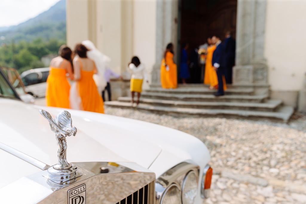 Il logo dellla Rolls Royce