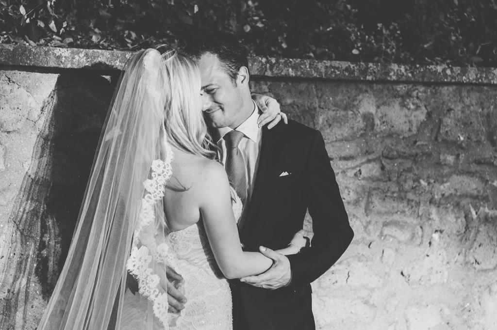 Emmanuel e Brittney posano per il fotografo Alessandro Della Savia
