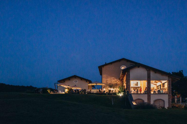 Una panoramica del resort Prime Alture presso Pavia