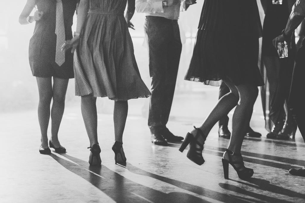 Le danze si prolungano sino a tarda serata