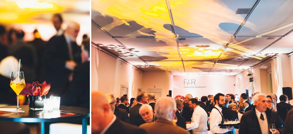 Alcune inquadrature della grande festa d'inaugurazione documentata dal fotografo Alessandro Della Savia, servizi fotografici aziendali per convention