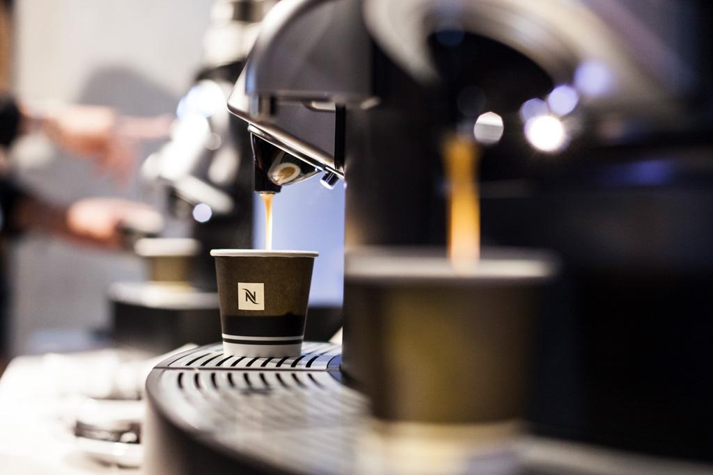 Un dettaglio del caffè