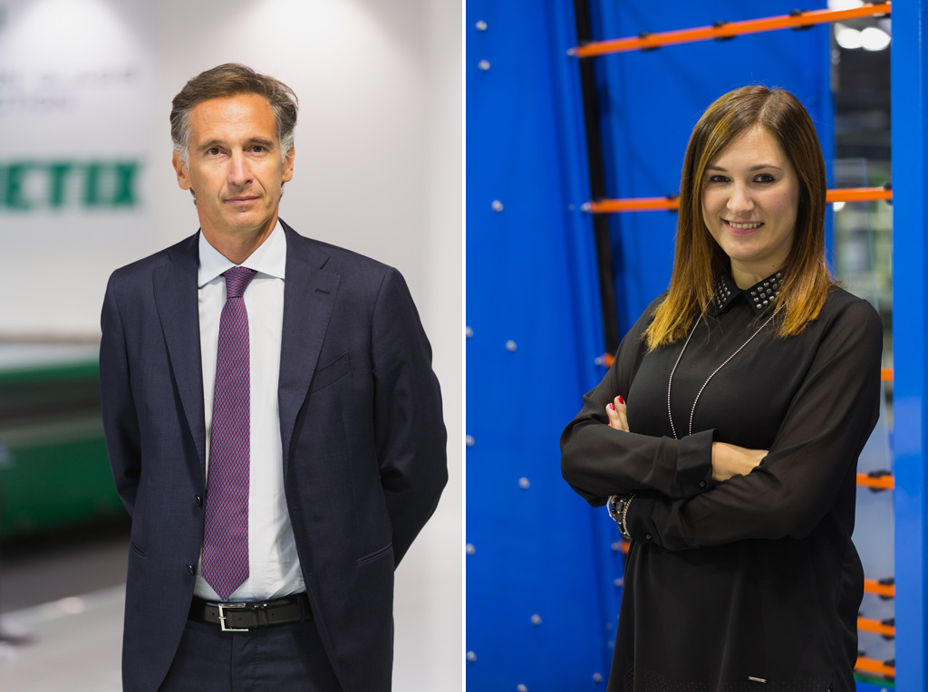 Due ritratti degli imprenditori