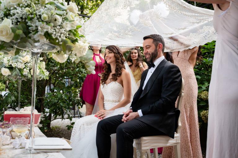 Cerimonia di matrimonio di Shahram e Samin