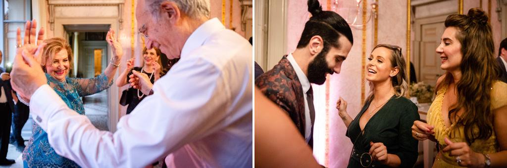 balli invitati matrimonio shahram e samin villa parravicini revel lago di como
