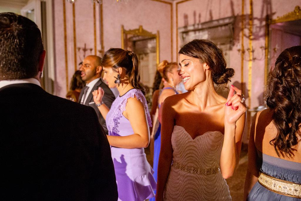 ballo sposa matrimonio shahram e samin villa parravicini revel lago di como