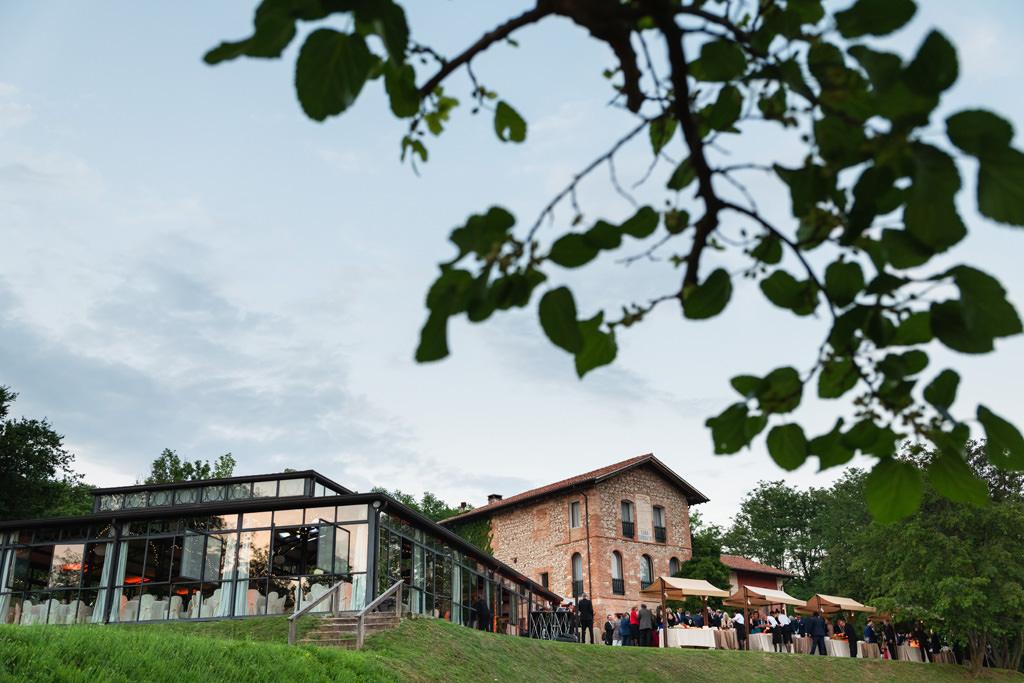 La splendida location che ospiterà la cena di Gala del Convegno antitrust in Treviso