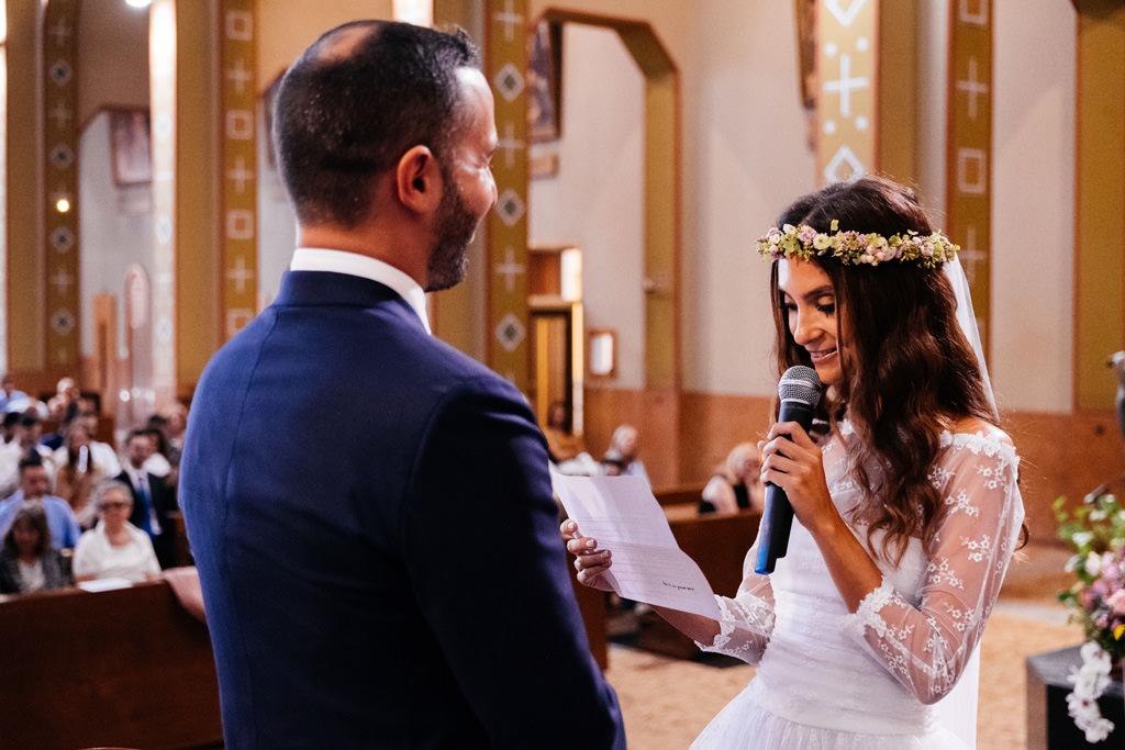 le promesse di cristina matrimonio chiesa milano andrea e cristina