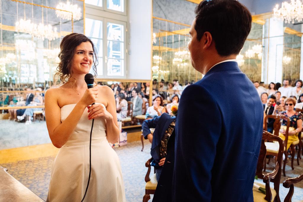 promesse sposa cerimonia palazzo reale - matrimonio luis e giovanna milano