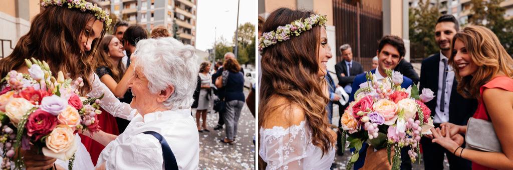 saluti a parenti e amici matrimonio andrea e cristina villa valenca