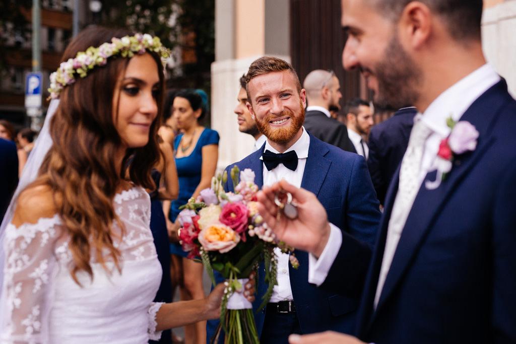 matrimonio andrea e cristina