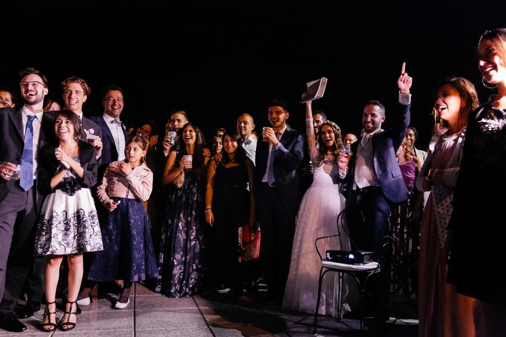 festa matrimonio andrea e cristina