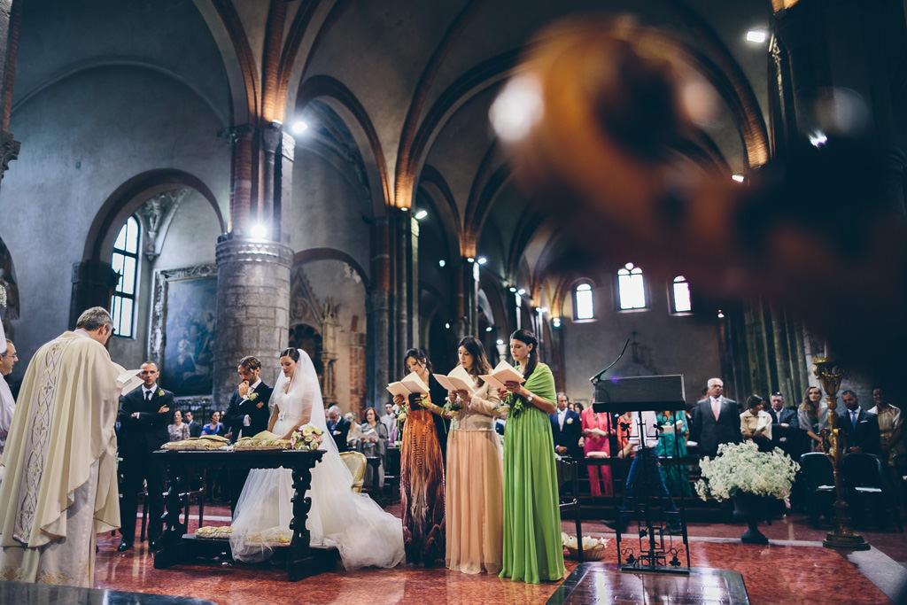 Foto Cerimonia Matrimonio Milano