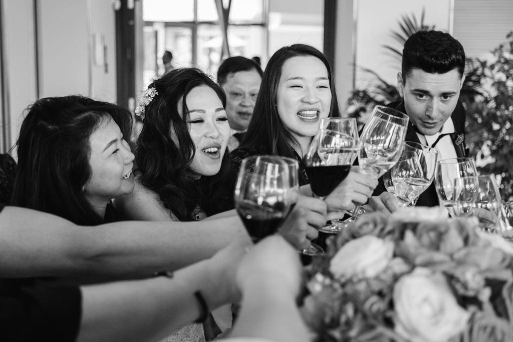 Brindisi Matrimonio Milano - Reportage