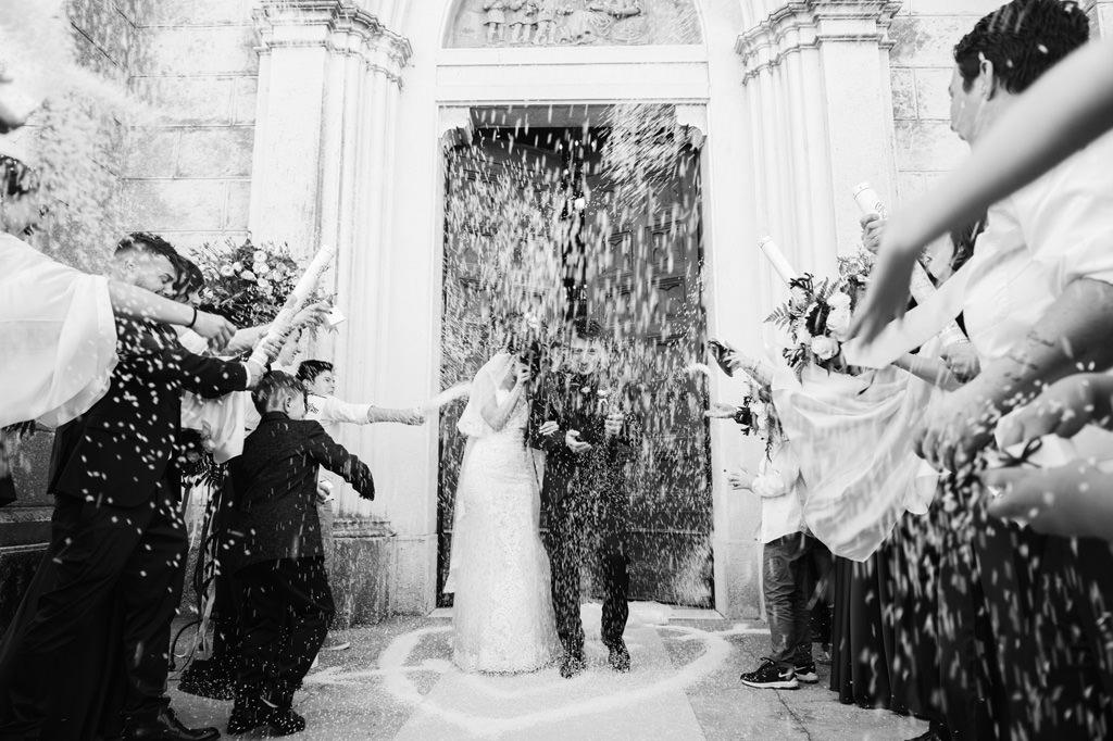 Lanci del Riso - Reportage Matrimonio MIlano