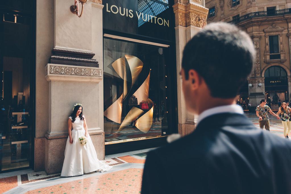 Foto della Sposa Milano