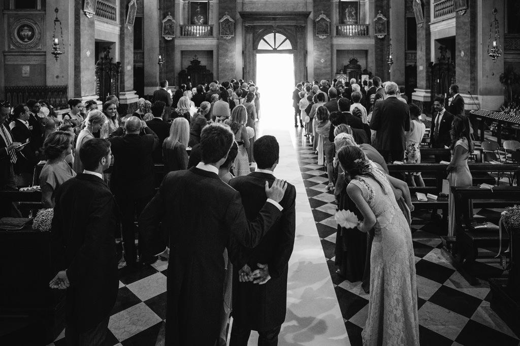 Ingesso Sposa Cerimonia Matrimonio
