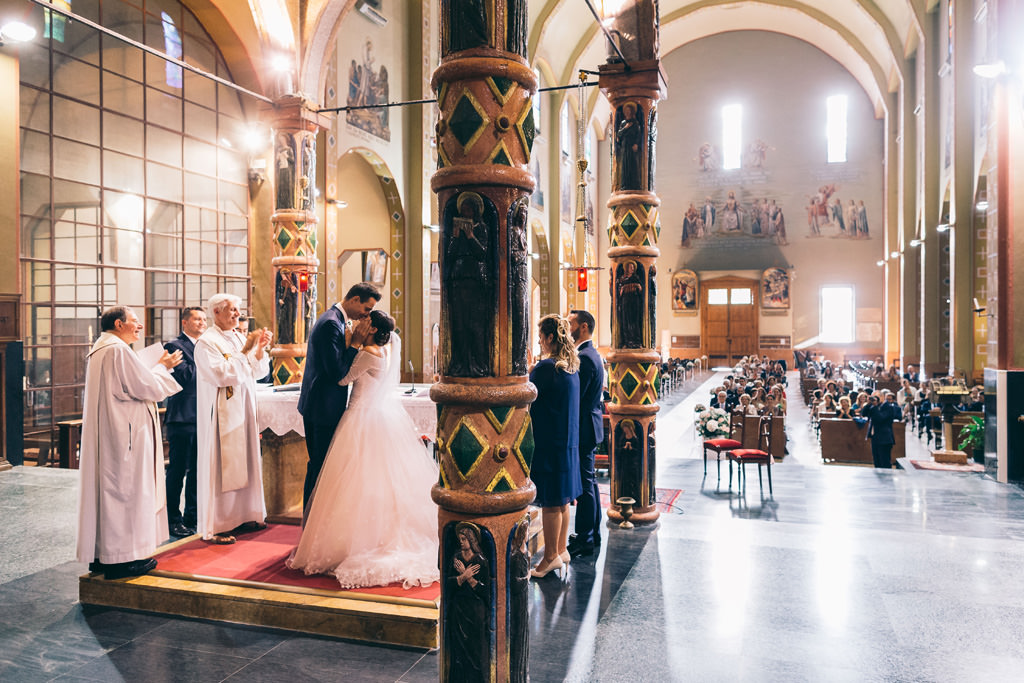 Ricordo Cerimonia Nuziale - Foto Matrimonio Milano