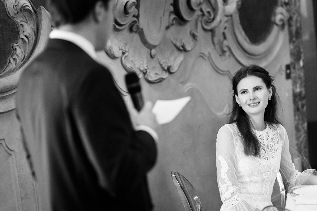 Dedica dello Sposo Foto di Reportage Milano