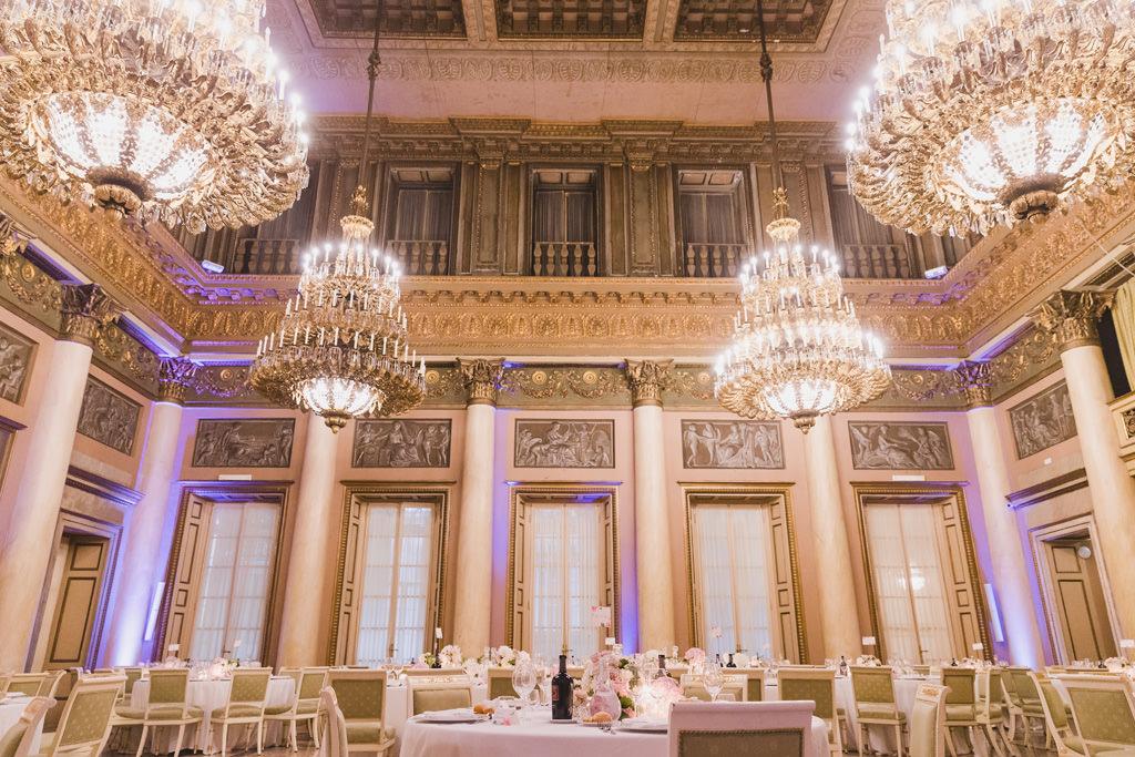 Salone Ricevimento Matrimonio Milano
