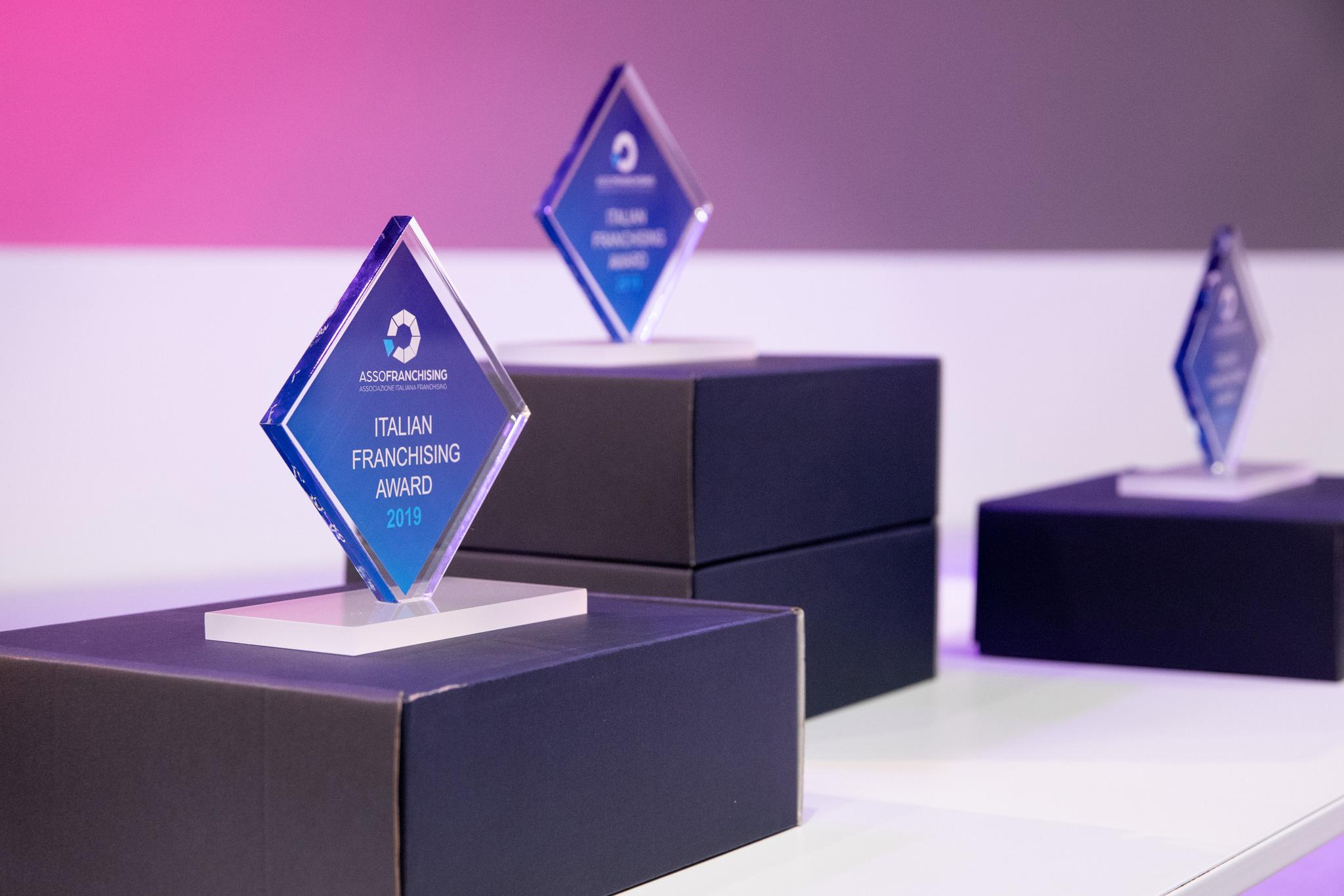 Il premio Assofranchising award 2019